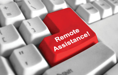 Remote Assistance